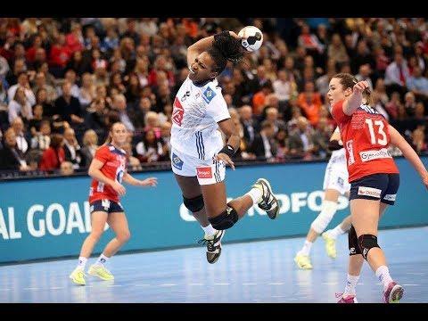 France vs Norway 23:21 FULL HIGHLIGHTS   Handball WOMEN'S   France vs Norvège  23:21