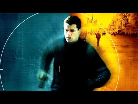 The Bourne Identity (2002) At The Bank (Soundtrack OST)