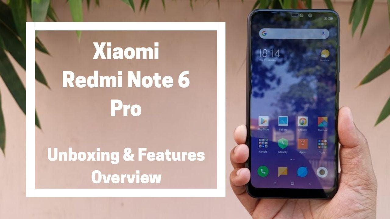 How to import and export contacts on Xiaomi Redmi Note 6 Pro