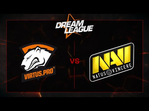 VP vs Na'Vi - Playoffs LB - DreamLeague S5 - G3