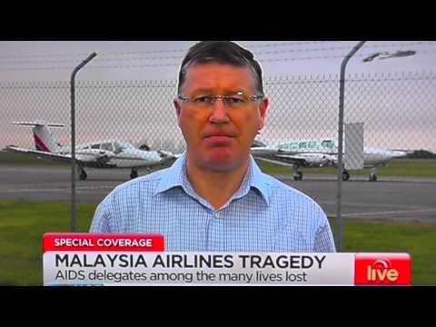 Radio Graham - Missile Destroys Flight MH17