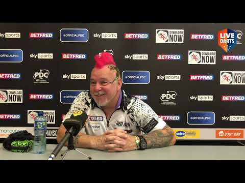 """Peter Wright: """"I'm not bothered about world number one, I don't need to play silly games with Gezzy"""""""