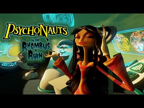 Psychonauts in the Rhombus of Ruin - PSVR Launch Trailer