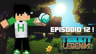 Tekkit Legends | Duplicando Diamantes! | #12