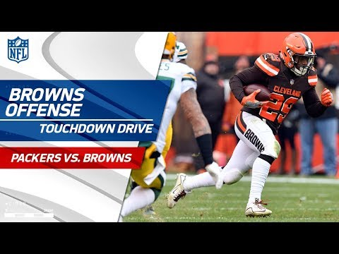 Cleveland's Clutch 4th Down Stop Sets Up TD Drive to Extend Lead | Packers vs. Browns | NFL Wk 14
