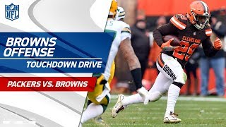 The Green Bay Packers take on the Cleveland Browns in Week 14 of th...