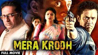 Mera krodh Hindi Dubbed Full Movie | Arjun Sarja , Prakash Raj | South Dubbed Movies | Action Movie