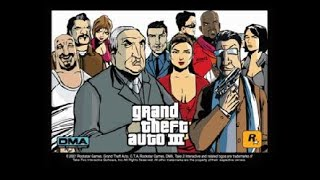 Grand Theft Auto 3 Opening Title