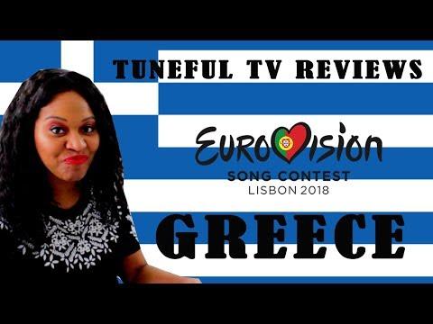 EUROVISION 2018 – GREECE – Tuneful TV Reaction & Review