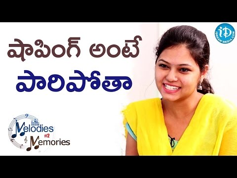 I Hate Shopping - Ramya Behara || Memories & Melodies #2