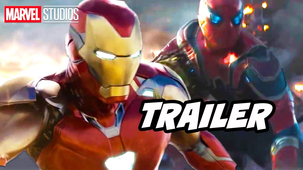 Avengers Infinity War Trailer 2 Breakdown – Thanos Infinity Gauntlet