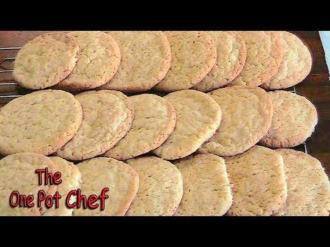 Snickerdoodles Cookies | One Pot Chef