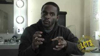 Interview with Chris Chalk