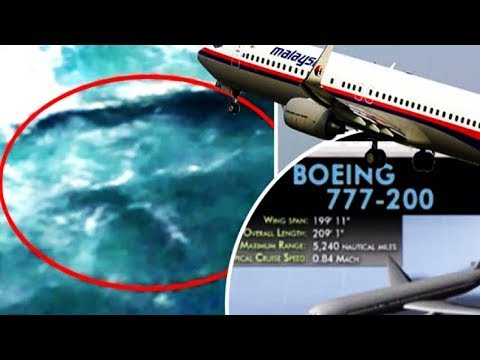 An Investigator Claims He's Found The Missing MH370 Plane – And That It's Completely Bullet-ridden
