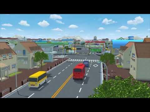 Тайо маленький автобус. Мультик для детей - YouTube