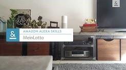 Amazon Alexa Skills - MeinLotto
