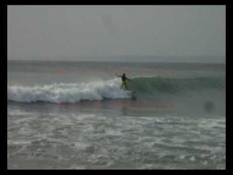 surf angola twin fin cabo ledo.