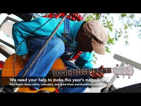 Contribute to American Blues Scene's 2014 Magazine