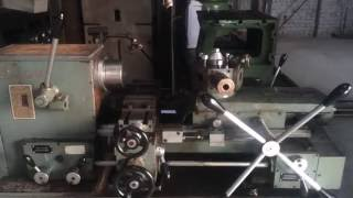 Capstan Lathe Machine - Bodem