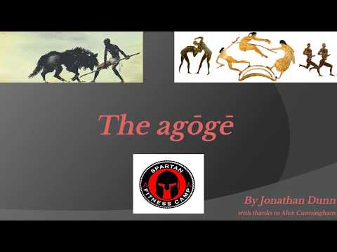 The Spartan Agoge (in detail) - AS Level Spartan Society