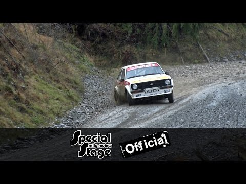 2016 British Historic Rally Championship Round 2 - Rally North Wales