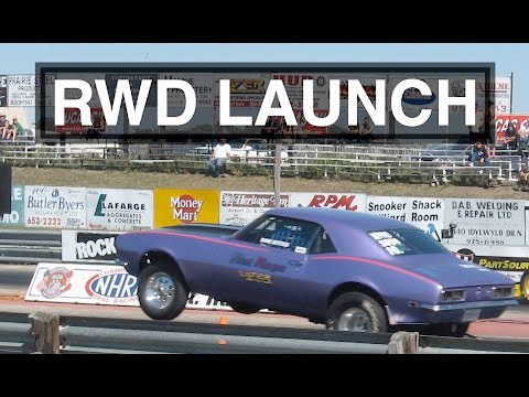How To Launch A RWD Car - Design Considerations