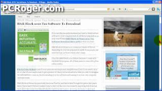 H&R Block 2011 Tax Software Download