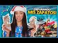 ADIOS A MIS ZAPATOS DE DISEÑADOR?! 😱 DEPURACIÓN DE ZAPATOS MASIVA!!!