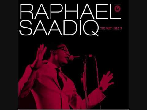 Raphael Saadiq-  Love that girl