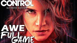 CONTROL AWE DLC Gameplay Walkthrough Walkthrough FULL GAME (4K 60FPS Ray Tracing)