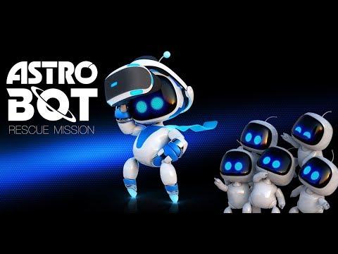 איזה משחק מדהים! - Astro Bot: Rescue mission