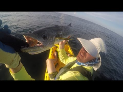 Kayak Fishing Pensacola: Midnight Adventures and a Stud King