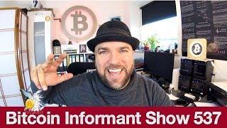#537 Russland Bitcoin Investment, Bitcoin Proof of Work Ende & BTC Mining Diebstahl Island Urteil