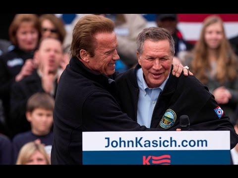 Kasich responds to Arnold Schwarzenegger