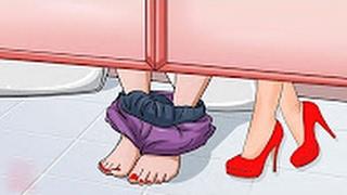 10 отвратительных вещей которые девушки делают вместе