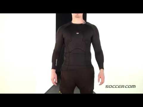 Storelli Sports BodyShield GK 3//4 Shirt