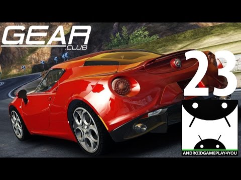 Gear.Club Android GamePlay #23 [1080p/60FPS] (By Eden Games)
