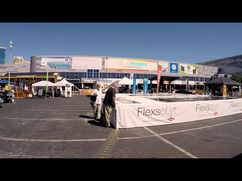 Solar Power International: econic earth 2
