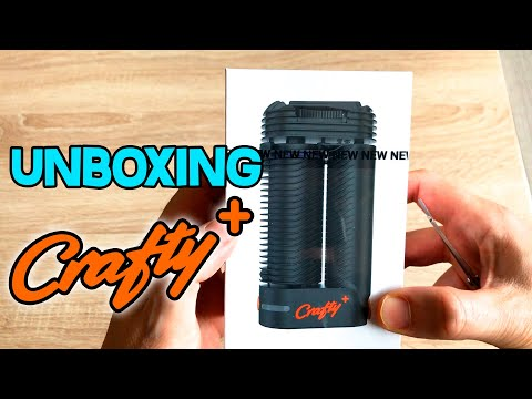 📦 Unboxing vaporizador Crafty+ plus  [Storz & Bickel] 📦