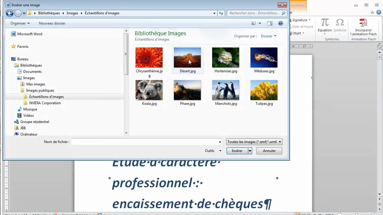 06 cr er une page de garde youtube - Comment faire une brochure sur open office ...
