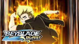 Beyblade Burst Evolution русский | сезон 2 | Эпизод 2 | Боевой дух! Берсерк Роктавр!