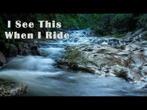 Blue Ridge Parkway Side Road | Hwy 215 North Carolina | Western NC Motorcycle Ride