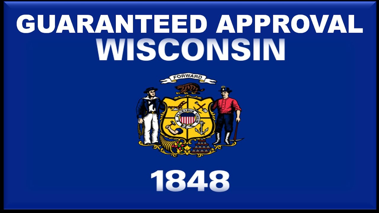 Wisconsin state car financing subprime auto loans for no down payment with guaranteed approval bad credit