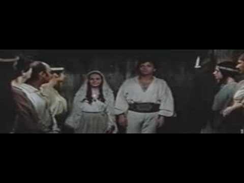 Звезда и смерть Хоакина Мурьеты. Сцена на корабле