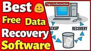 Top 5 Best Free Data Recovery Software 2019 - windows & Mac