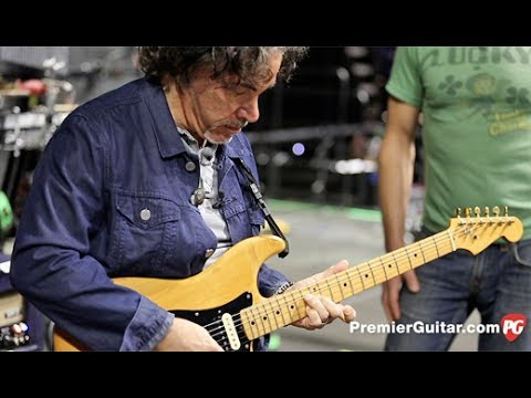 Rig Rundown - Hall & Oates' John Oates and Shane Theriot