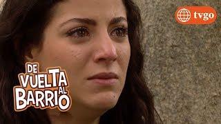 ¡Alejandro le confiesa a Sofía que la engañó con Flor Margarita! - De Vuelta al Barrio 26/11/2018