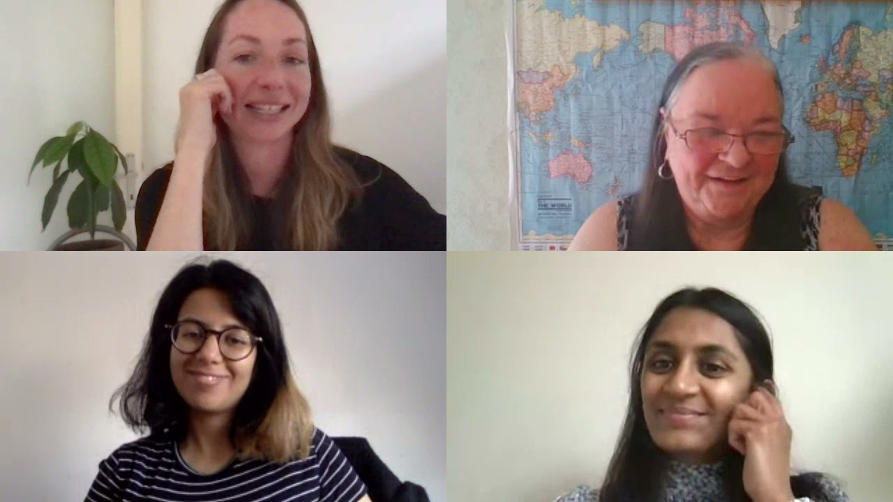Download sprinters w BON + Berg and DiveIn Network - Female Founders and the Challenges They Face.