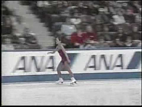 Michelle Kwan - 2001 Worlds QR - Song of the Black Swan