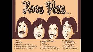 KOES PLUS - 15 LAGU TERBAIK - FULL ALBUM